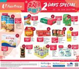 FairPrice catalogue  - 23.01.2021 - 24.01.2021.