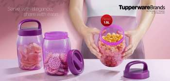 Tupperware Brands promotion