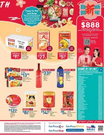 FairPrice catalogue  - 04.02.2021 - 10.02.2021.