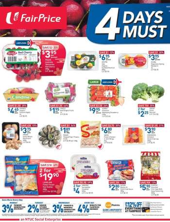 FairPrice catalogue  - 11.02.2021 - 14.02.2021.