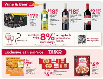 FairPrice catalogue  - 25.02.2021 - 03.03.2021.