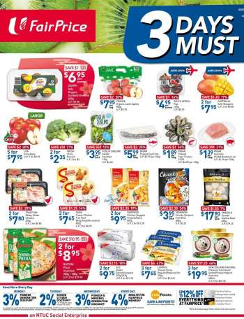 FairPrice catalogue  - 26.02.2021 - 28.02.2021.