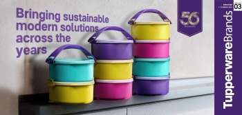 Tupperware Brands catalogue  - 01.03.2021 - 31.03.2021.