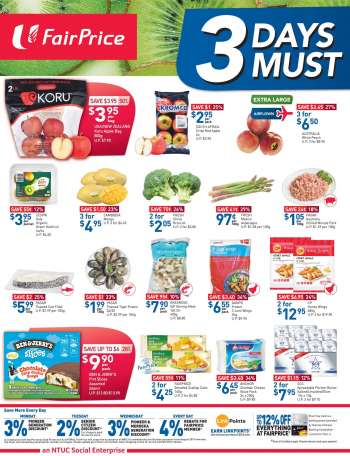 FairPrice catalogue  - 05.03.2021 - 07.03.2021.