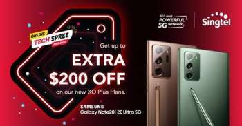 Singtel catalogue  - 08.03.2021 - 12.03.2021.