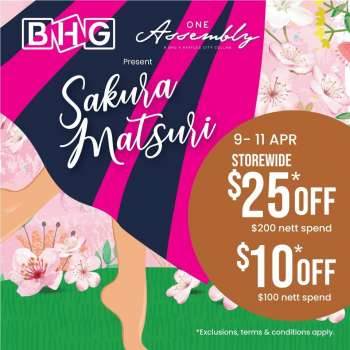 BHG catalogue  - 09.04.2021 - 11.04.2021.