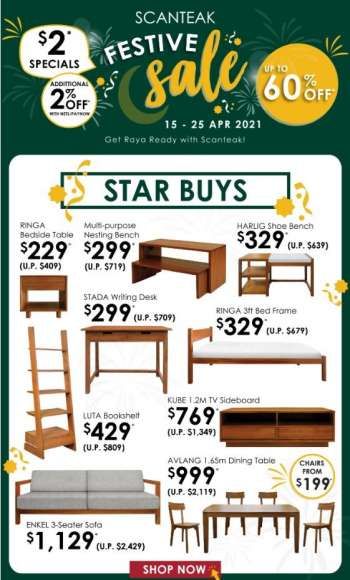 Scanteak catalogue  - 15.04.2021 - 25.04.2021.