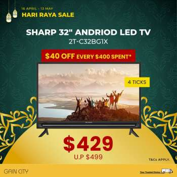 Gain City catalogue  - 16.04.2021 - 13.05.2021.