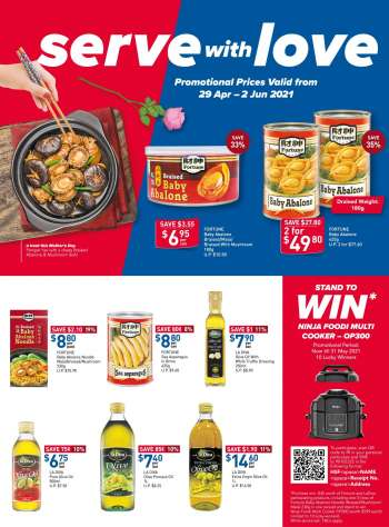 FairPrice catalogue  - 29.04.2021 - 02.06.2021.