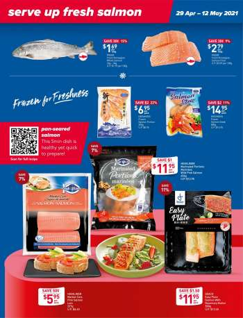 FairPrice catalogue  - 29.04.2021 - 12.05.2021.