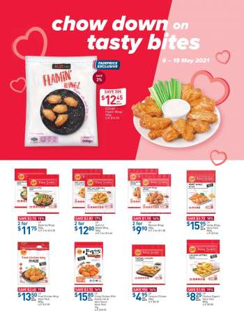 FairPrice catalogue  - 06.05.2021 - 19.05.2021.