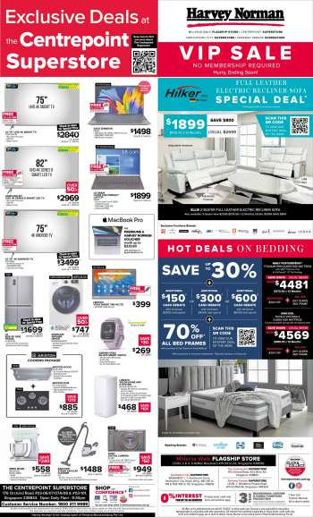 Harvey Norman catalogue  - 10.05.2021 - 14.05.2021.