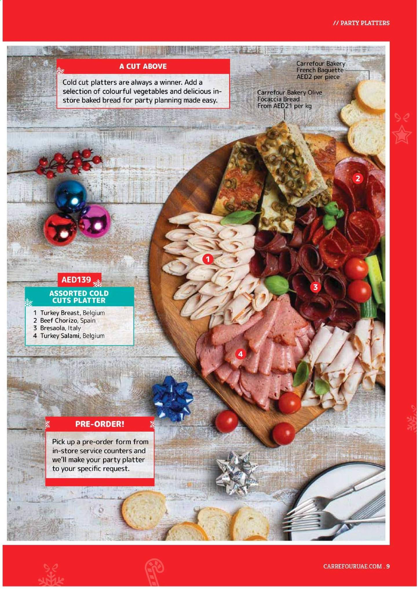 Carrefour offer  - 01/12/2019 - 31/01/2020. Page 9.