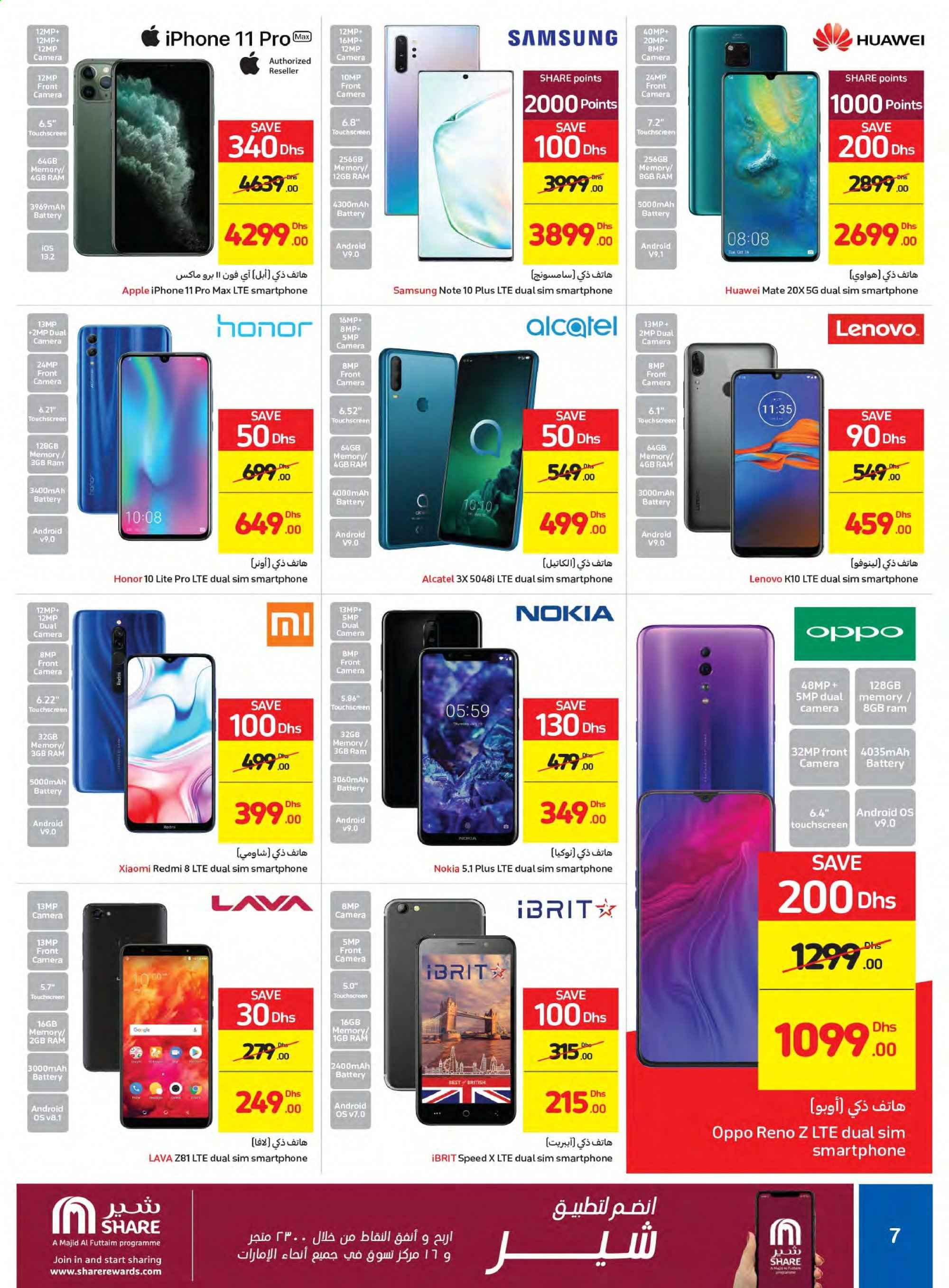 Carrefour offer  - 26/12/2019 - 04/01/2020. Page 7.
