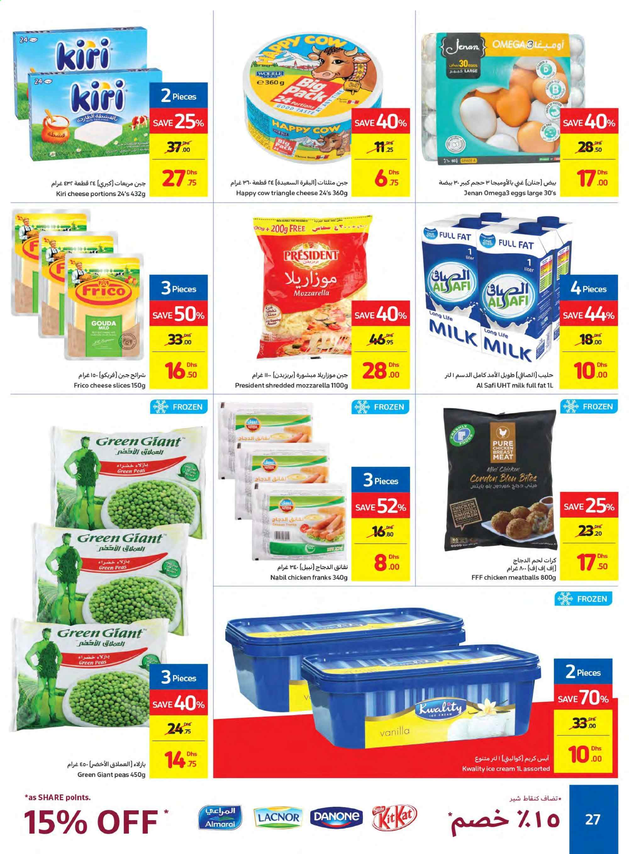 Carrefour offer  - 26/12/2019 - 04/01/2020. Page 27.