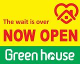 Green House offer .