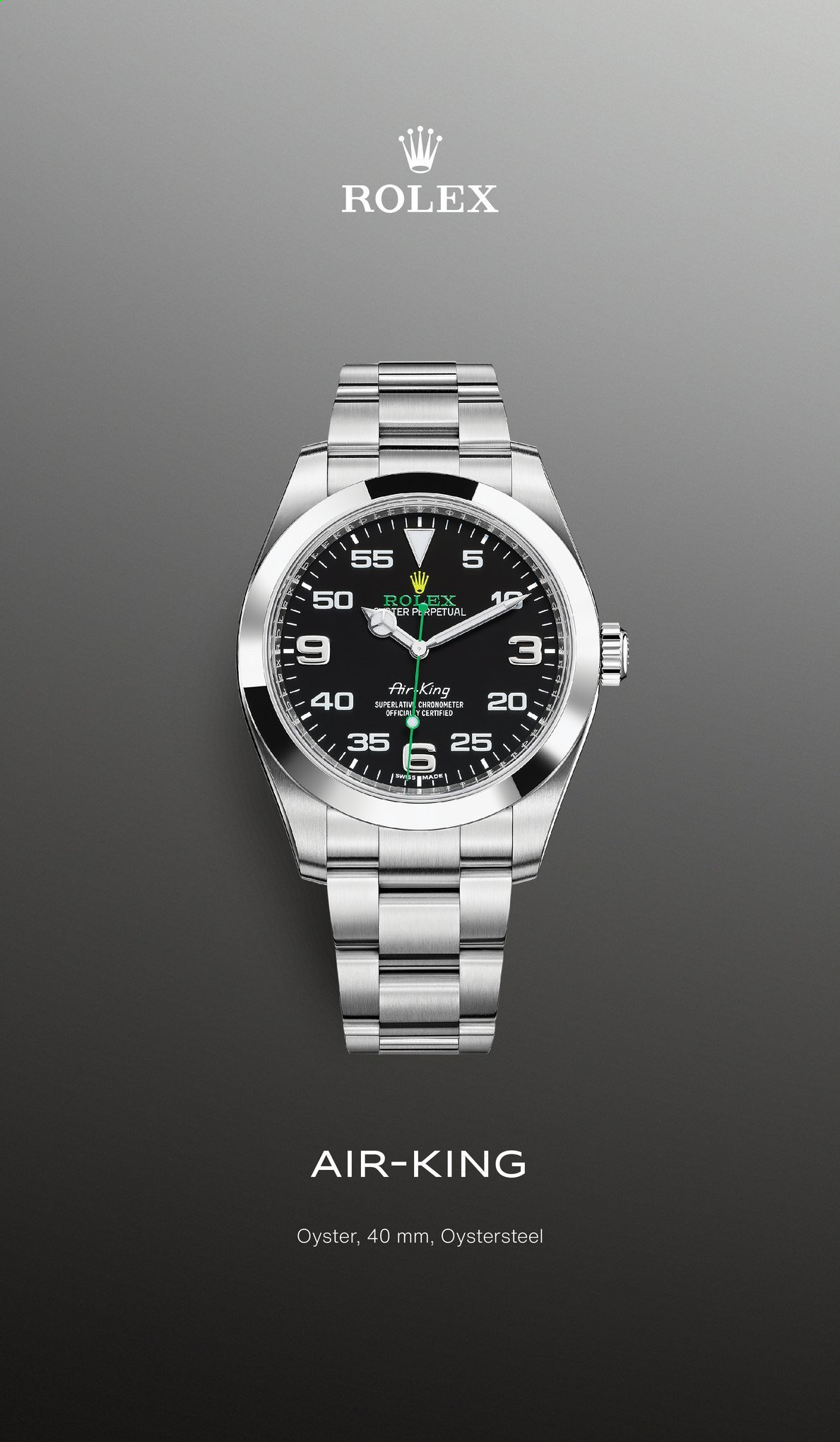 Rolex offer . Page 1.