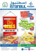 Istanbul Supermarket offer  - 06/08/2020 - 08/08/2020.