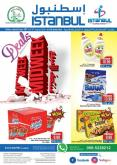 Istanbul Supermarket offer  - 10/08/2020 - 11/08/2020.