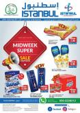 Istanbul Supermarket offer  - 24/08/2020 - 25/08/2020.