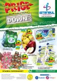 Istanbul Supermarket offer  - 08/10/2020 - 10/10/2020.