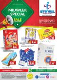 Istanbul Supermarket offer  - 09/11/2020 - 10/11/2020.