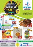 Istanbul Supermarket offer  - 12/11/2020 - 14/11/2020.