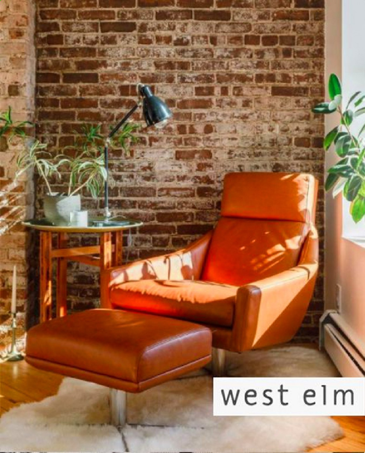 west elm offer . Page 1.
