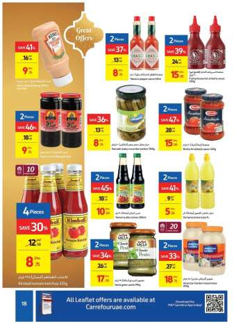 Carrefour offer  - 28/03/2021 - 12/04/2021.