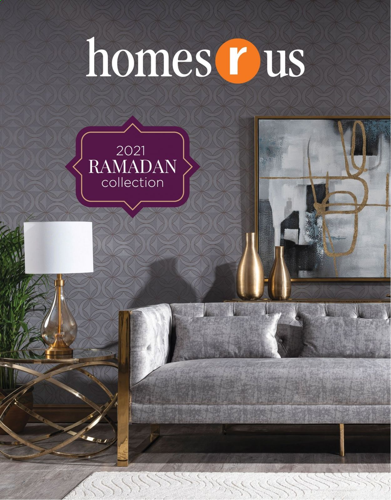 Homes R Us offer . Page 1.