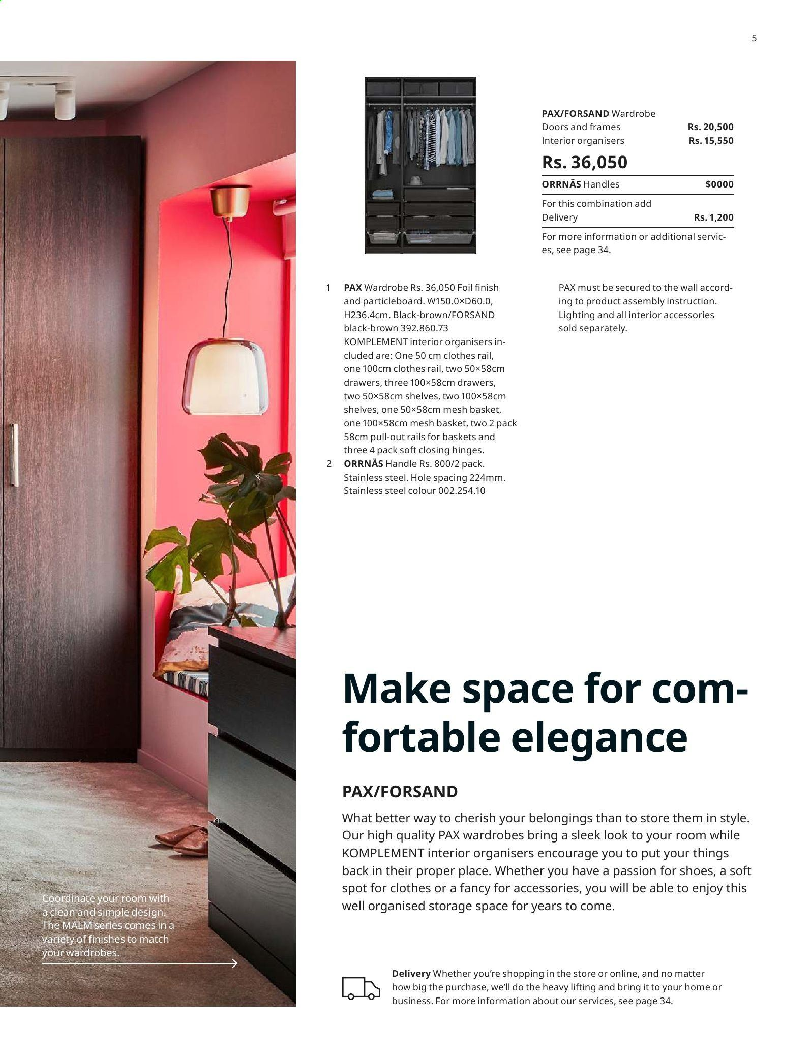 IKEA offer . Page 6.