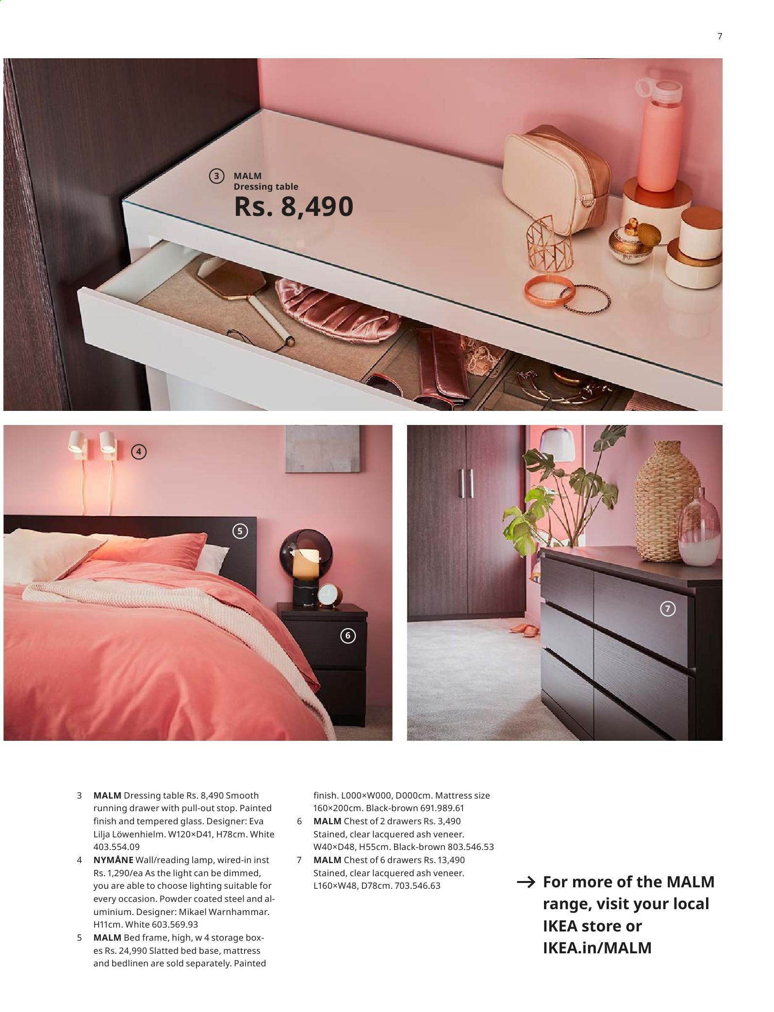 IKEA offer . Page 8.
