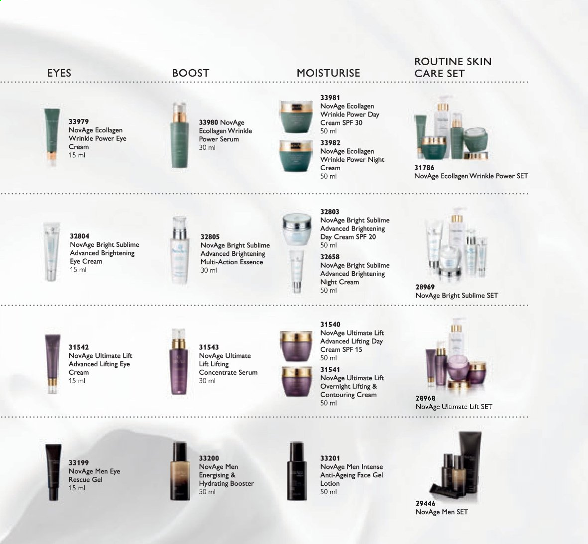 Oriflame offer  - 01.12.2019 - 31.12.2019. Page 59.