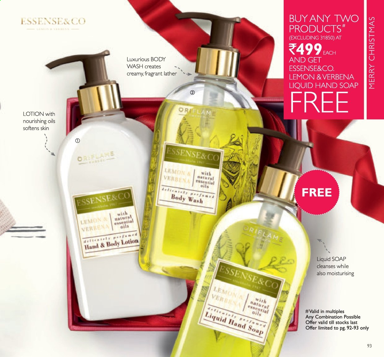 Oriflame offer  - 01.12.2019 - 31.12.2019. Page 105.
