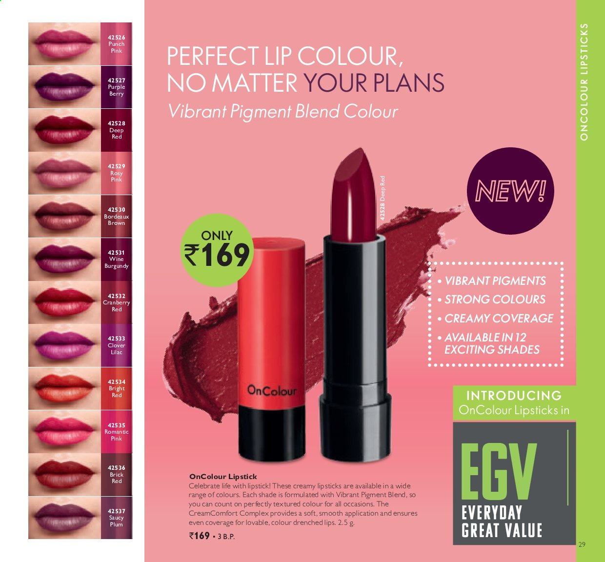Oriflame Offer 01 03 2020 31 03 2020 Page 29 Top Offers