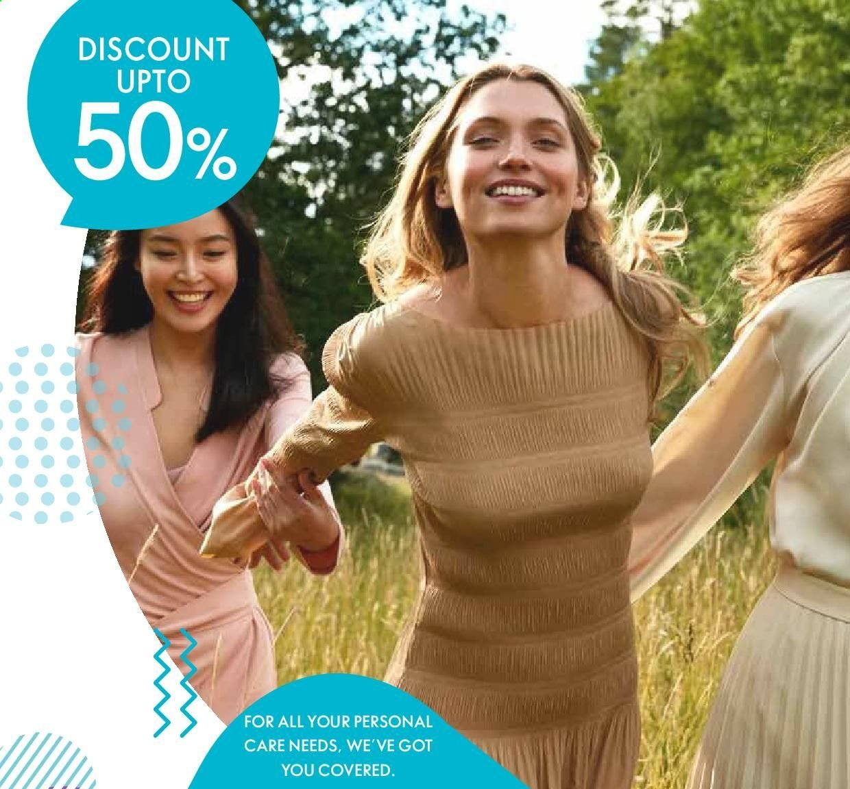 Oriflame offer  - 02.07.2020 - 04.07.2020. Page 1.