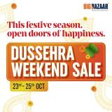 Big Bazaar offer  - 23.10.2020 - 25.10.2020.