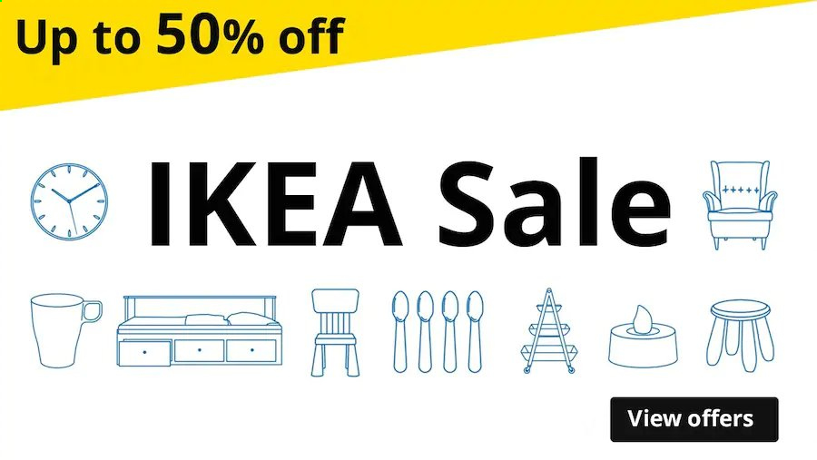 IKEA offer . Page 1.