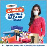 Big Bazaar offer  - 01.01.2021 - 10.01.2021.