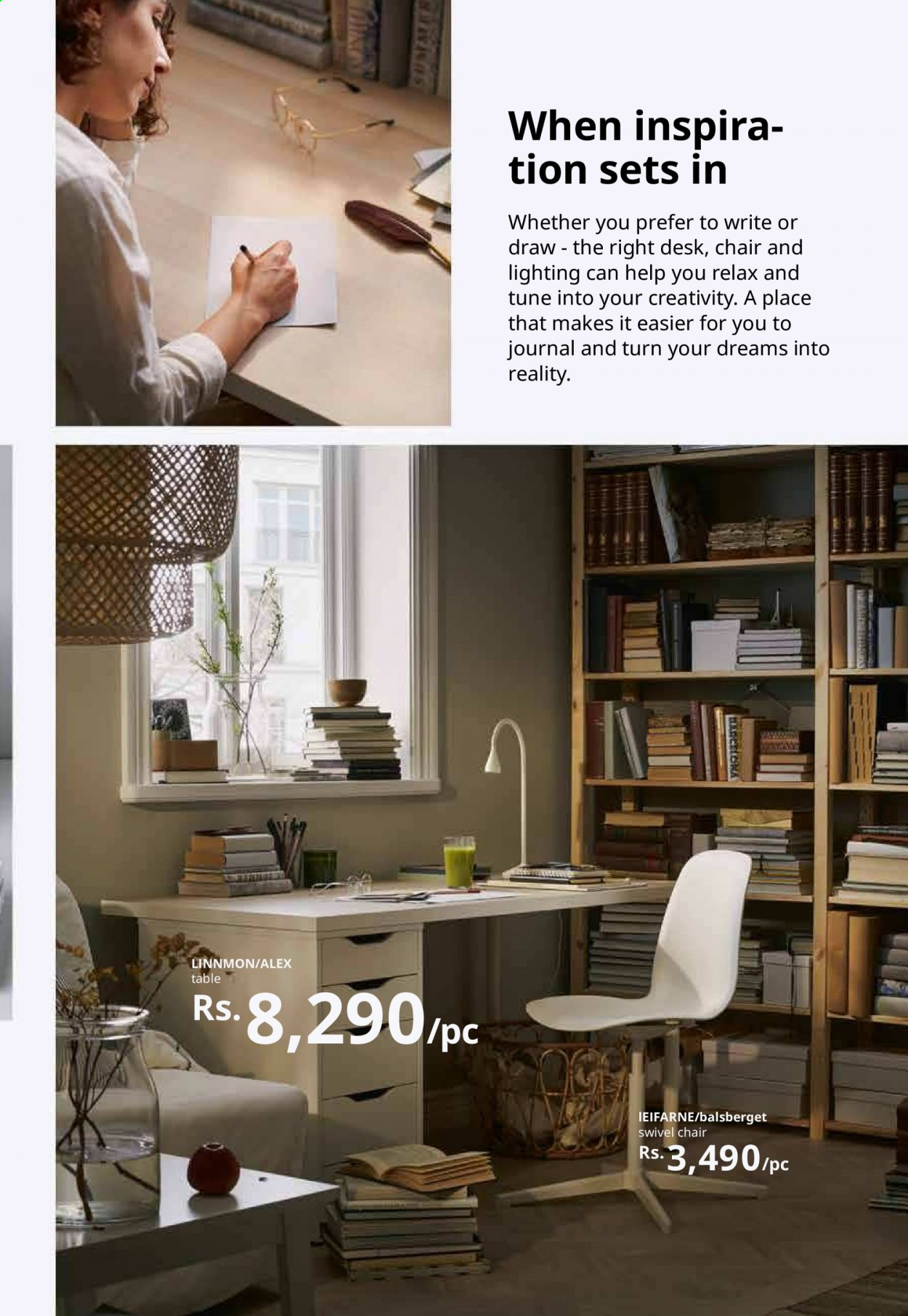 IKEA offer . Page 32.