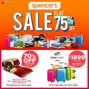 Spencer's offer  - 06.02.2021 - 07.02.2021.