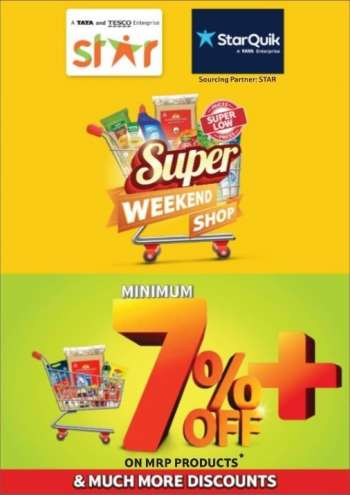 Star Bazaar offer  - 20.03.2021 - 21.03.2021.