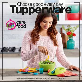 Tupperware offer