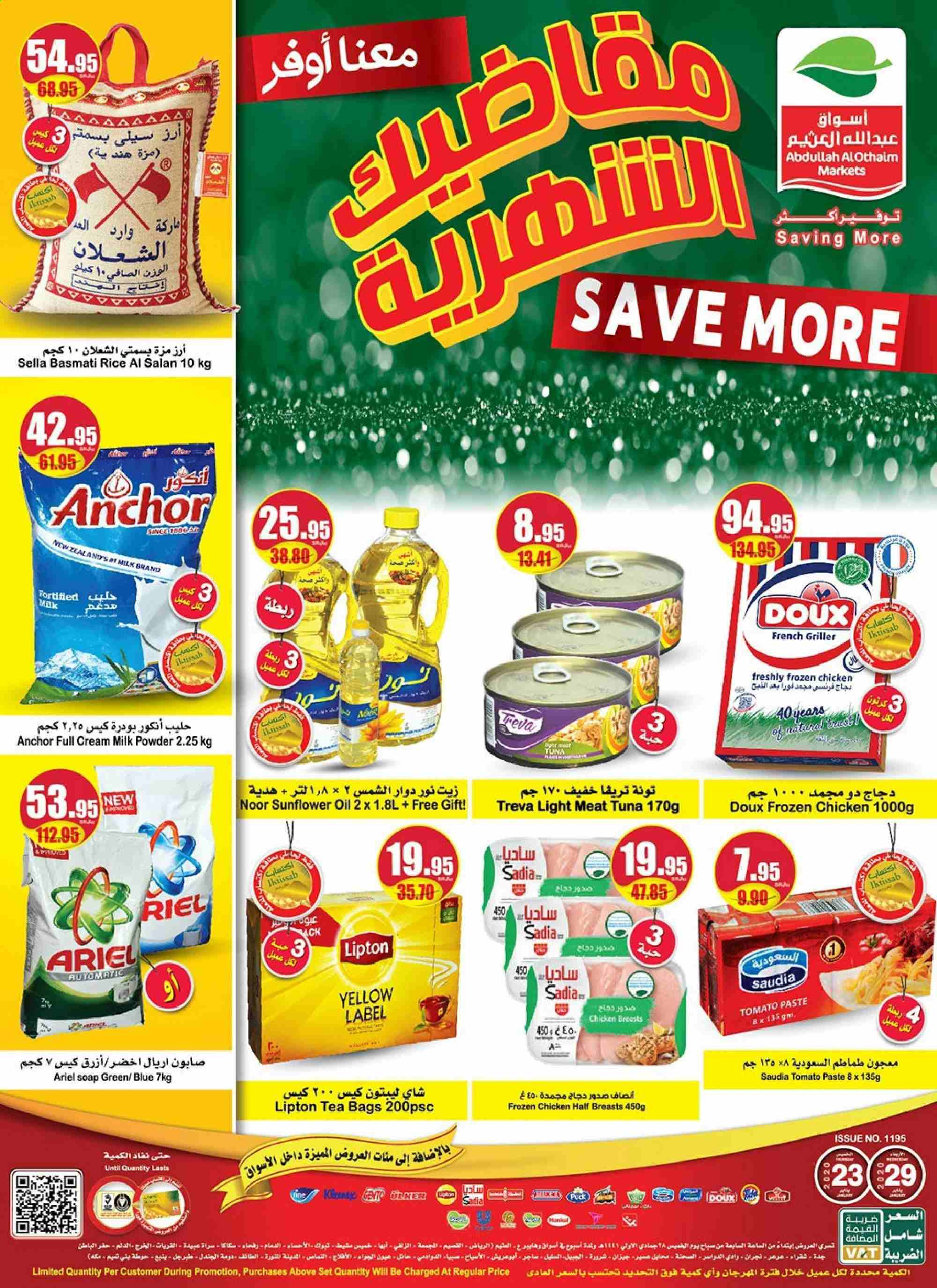 Abdullah Al Othaim Markets Offer 01 23 2020 01 29 2020 Page 1 Top Offers