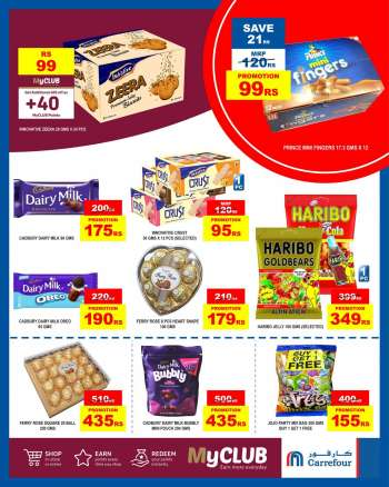 Carrefour Flyer - 02.17.2021 - 03.02.2021.