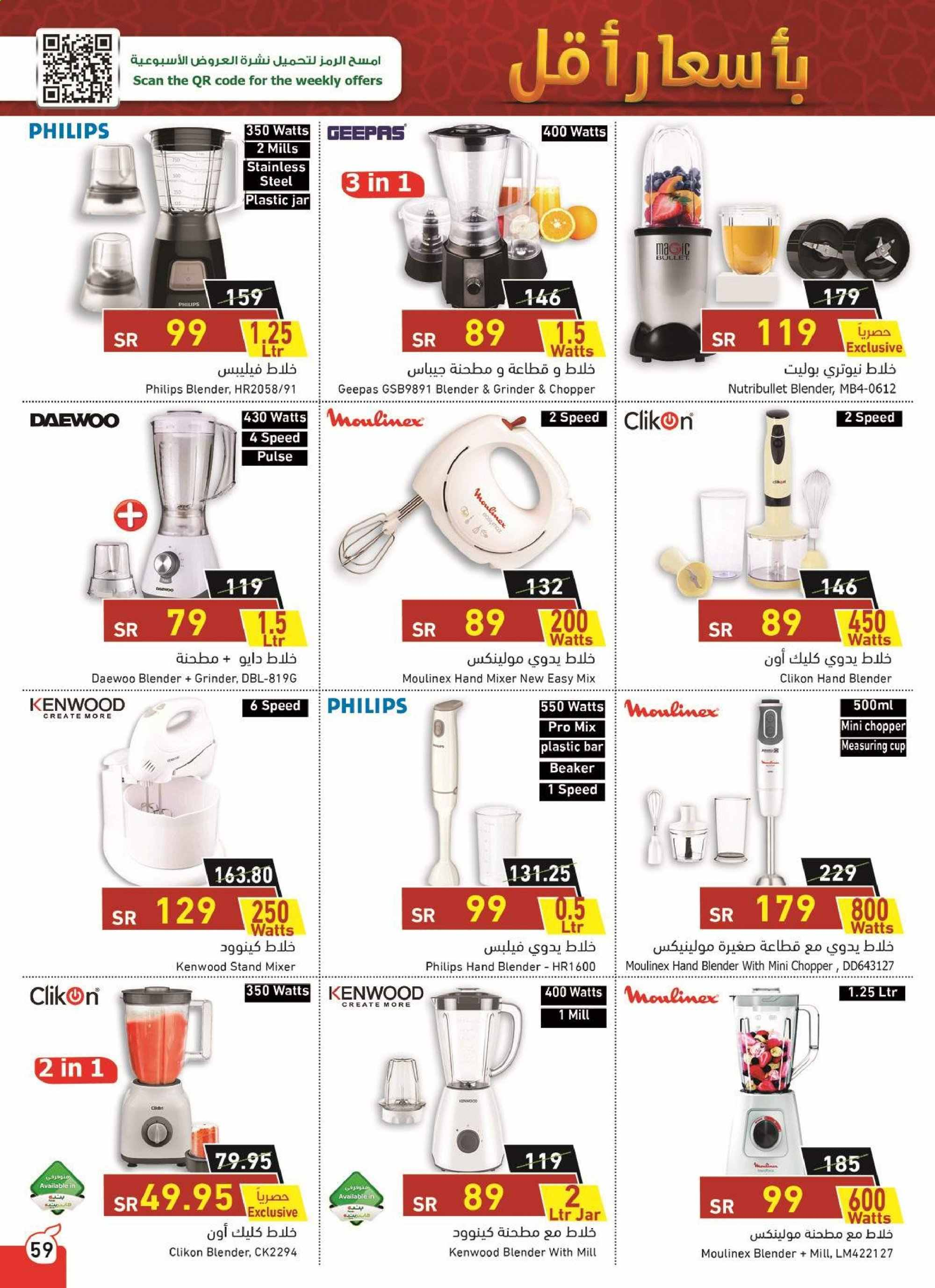 <retailer> - <MM.DD.YYYY - MM.DD.YYYY> - Sales products - ,<products from offers>. Page 59.