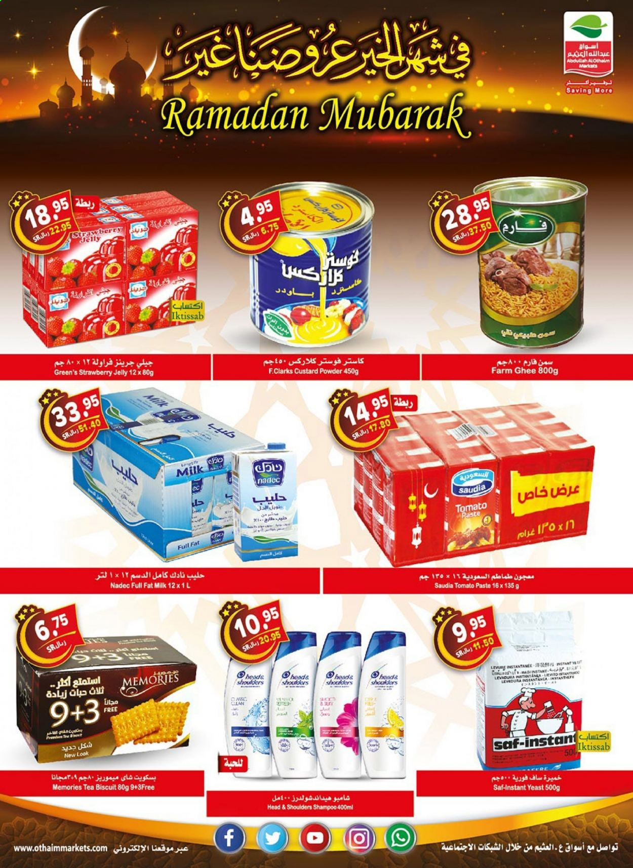 Abdullah Al Othaim Markets Offer 04 15 2020 04 21 2020 Page 37 Top Offers