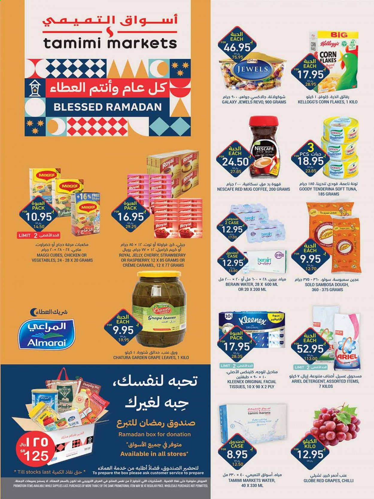 Tamimi Markets Flyer  - 04.29.2020 - 05.05.2020. Page 3.