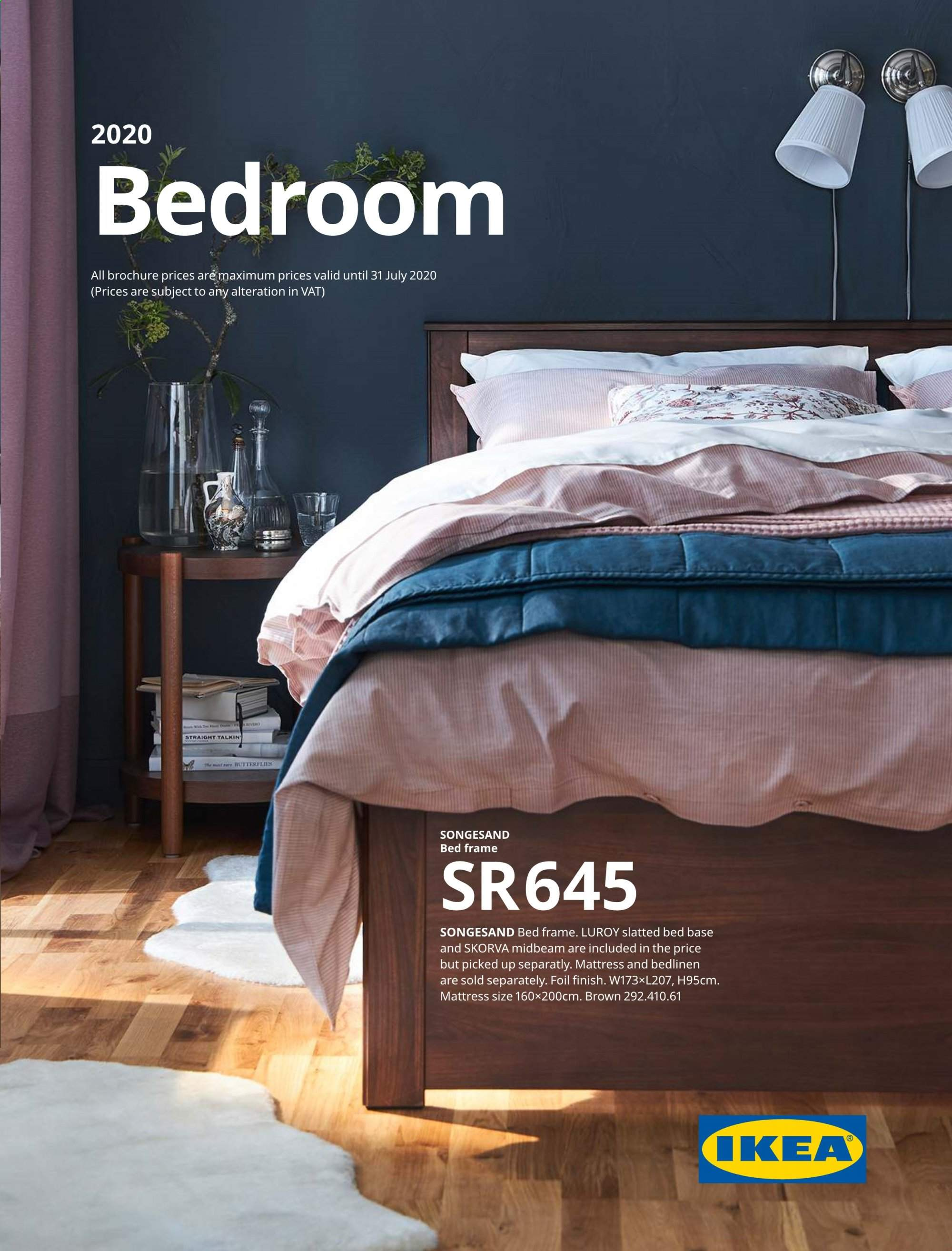 IKEA Flyer  - 08.01.2019 - 07.31.2020. Page 1.