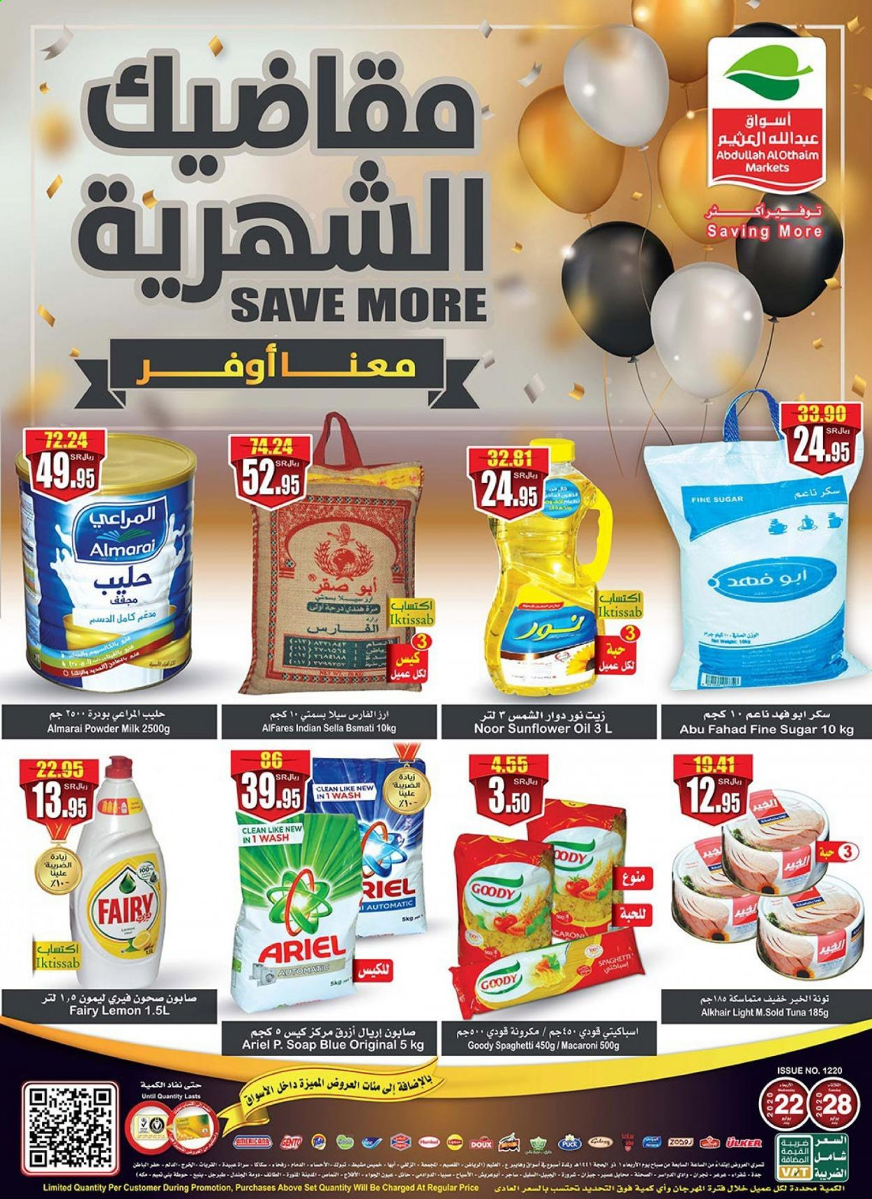 Abdullah Al Othaim Markets Offer 07 22 2020 07 28 2020 Page 1 Top Offers